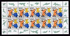 BRD 1998 ESST Bonn gestempelt Kleinbogen-Satz MiNr. 1990-1994
