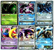 POKEMON Lot de 6 Cartes ( lv.X ) NEUVES Niv X EX ( LPNXA6 002)