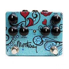 Brand New Keeley Electronics Monterey Rotary Fuzz Vibe Workstation