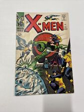 """X-Men #21 - """"From Whence Comes Dominus?"""" (Potential High CGC Grade) 1966"""