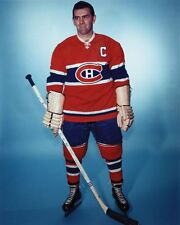 Maurice Rocket Richard Montreal Canadiens 8x10 Photo