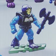 Mega Construx Masters Of The Universe Point Dread, Battle Armor Skeletor Only