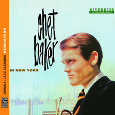 CHET BAKER In New York (2011) remastered CD album BRAND NEW