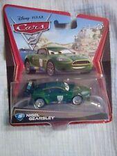 2012 DISNEY PIXAR CARS 2 Nigel Gearsley #20, NIP