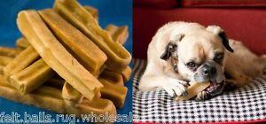 500 Grams Long last Himalayan Dog Chew  (10 pcs to 14 pcs) Yak Milk Product