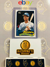 1989 Topps Traded Ken Griffey Jr. #41T RC Rookie NM/M MINT Baseball Card