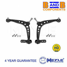 BMW E36 Z3 FRONT LOWER WISHBONES CONTROL ARMS MEYLE HD 3160500023/HD C156