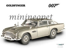 HOT WHEELS BLY26 ELITE JAMES BOND GOLDFINGER ASTON MARTIN DB5 1/43 SILVER