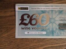 Naked Wine £60 Voucher see description for use