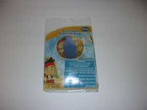 Disney Jake and the Never Land Pirates Beach Ball New