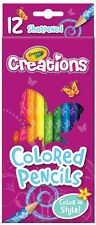 Crayola Creations - Coloured Pencils (Colored Pencils) - 12 pack