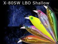 Megabass X-80 SW LBO Shallow