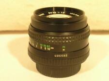 Minolta 50mm F1.4 MD Rokkor Manual Lens