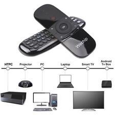 Souris Air 2.4G Sans fil Clavier Télécommande avec Récepteur pour TV BOX PC G2C8