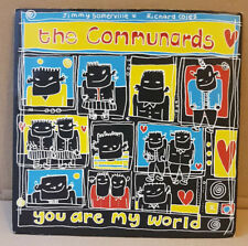 "The Communards ‎– You Are My World / London Records ‎– LON 123 / 1987 7"" Vinyl"