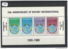 112014/1274 - ZIMBABWE 1980 - YT BF N° 1 ** (MNH) LUXE