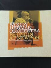 Woody Herman Orchestra, Reunion at Newport. CD.