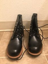New Red Wing Iron Ranger 8080 ��Black Chrome�� Japan Exclusive