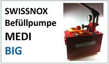 MEDI Pumpe Befüllpumpe Handpumpe Solarpumpe Testpumpe Sanitär Solar Solaranlage