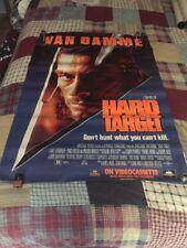 Hard Target Movie Poster