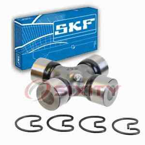 SKF Rear Universal Joint for 2012-2017 Nissan NV1500 Driveline Axles Drive ux