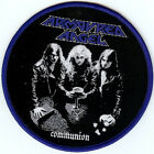 Armoured Angel Communion Patch Thrash Death Metal Bolt Thrower Vomitor