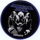 Armoured Angel Communion Patch Thrash Death Metal Bolt Thrower Vomitor