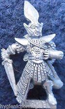 1985 DARK ELF 1101 23 C09 Swordsman Citadel Elven drow WARRIOR WARHAMMER ESERCITO GW