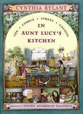 In Aunt Lucy's Kitchen (The Cobble Street Cousins, Book 1)-ExLibrary