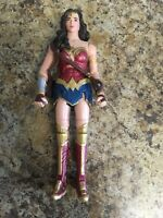 """Wonder Woman 7"""" Action Figure Justice League"""