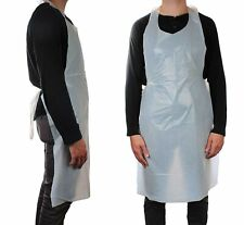 Disposable Polyethylene Aprons (100 units X Package)