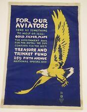World War I Vintage Poster for War effort