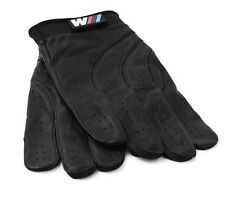 BMW M Motorsport Driving Gloves Men's Medium OEM Cabretta Leather 80160435735