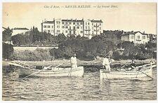 CPA 83 Var Sainte-Maxime barques animé
