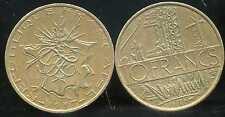 10 francs  mathieu  1987  TRANCHE  B