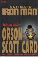 ULTIMATE IRON MAN (2006) Marvel Comics Hardcover TPB 1st  FINE