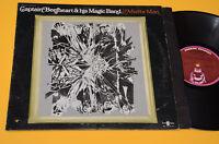 CAPTAIN BEEFHEART LP MIRRON MAN 1°ST ORIG USA 1968 TOP EX AUDIOFILI AVANTGARDE