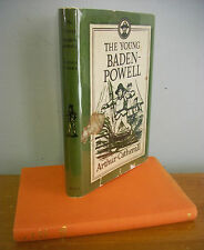 THE YOUNG BADEN-POWELL by Arthur Catherall, 1961 Illustrated in DJ