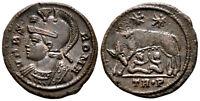 URBS ROMA (333-334 AD) Ae3 Follis. Trier #RB 6178