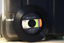 EARL GRANT 45 RPM RECORD..TD 17-5