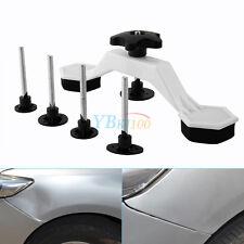 Car Body Paintless Dent Repair Kit Tools Bridge Puller Glue Pulling Tabs SG