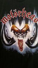 MOTORHEAD shirt 1987 Rock 'N Roll vintage licensed concert US tour shirt SM