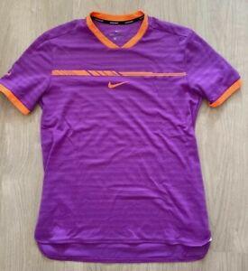 Nadal 2017 tennis Nike aeroreact shirt maillot trikot jersey m camiseta maglia