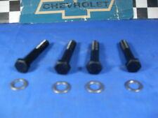 69-73 CHEVY CAMARO NOVA CHEVELLE 307 350 400  Small Block Water Pump Bolts(JDF)