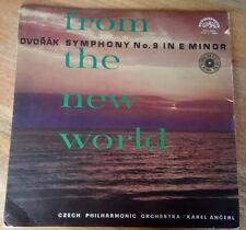 "Antonin Dvorak Symphony No.9 in E minor,""From the New World"".12"" vinyl record"