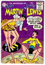 ADVENTURES OF JERRY LEWIS AND DEAN MARTIN # 28 in VG/FN 1956 Golden Age DC comic