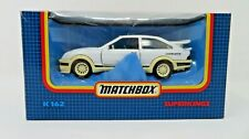 Matchbox Superkings K162 Ford Sierra RS 500 Cosworth