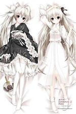 New Sora Kasugano Anime Otaku  Waifu Japanese Dakimakura Pillow Cover MGF8020