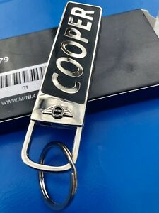 Key Ring Keys MINI COOPER S SD D One Original Countryman Paceman Clubman