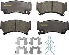Disc Brake Pad Set-ProSolution Ceramic Brake Pads Front Monroe GX668